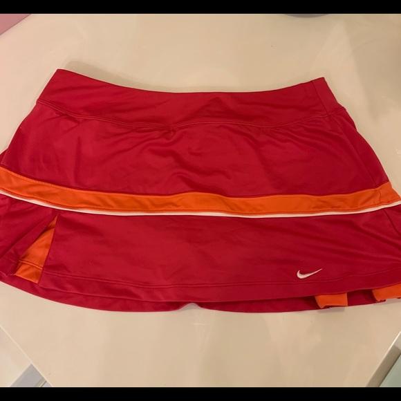 Piece Tennis Top And Skirt Set